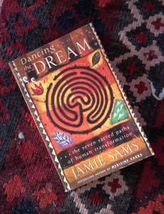 book, dancing the dream, transformation, jamie sams, sacred