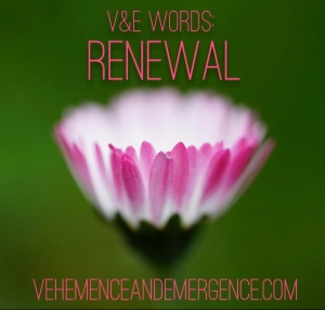 renewal, renewed, renew, words, vocabulary, etymology, definition, dictionary of renewal, language, communication, pink flower, flowers, spring