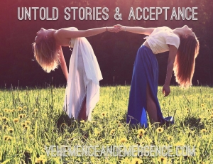 girls, friendship, trust, loss, grief, trauma, writing, sharing, courage, bravery, internet, safe spaces, feeling safe, untold stories, acceptance, storytelling, compassion, connection, bloggers, blog,