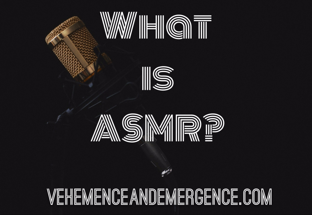 Sensory, ASMR, microphone, recording equipment, audio equipment, relaxation, tingles,