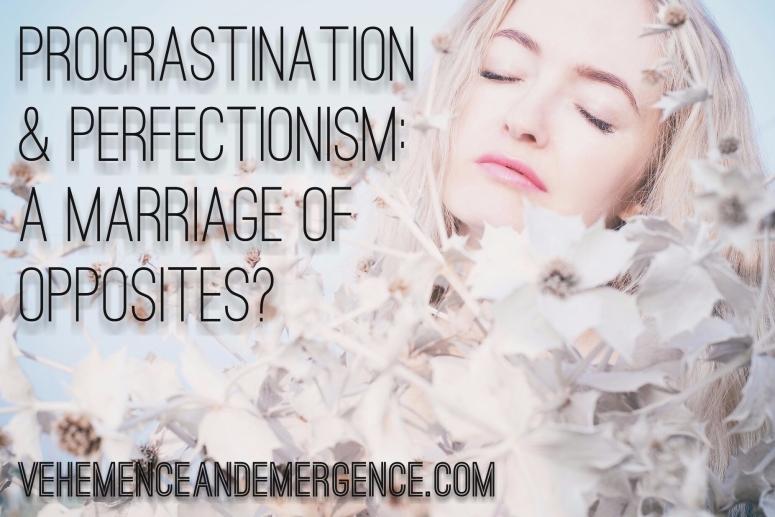 ADHD, focus, avoidance, etymology, words, language, communication, anxiety, procrastination, perfectionism, marriage, opposites