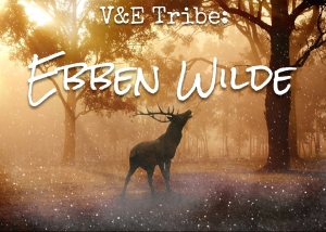 stag, deer, forest, magical, trees, nature, natural beauty, ebben wilde, tribe, blog