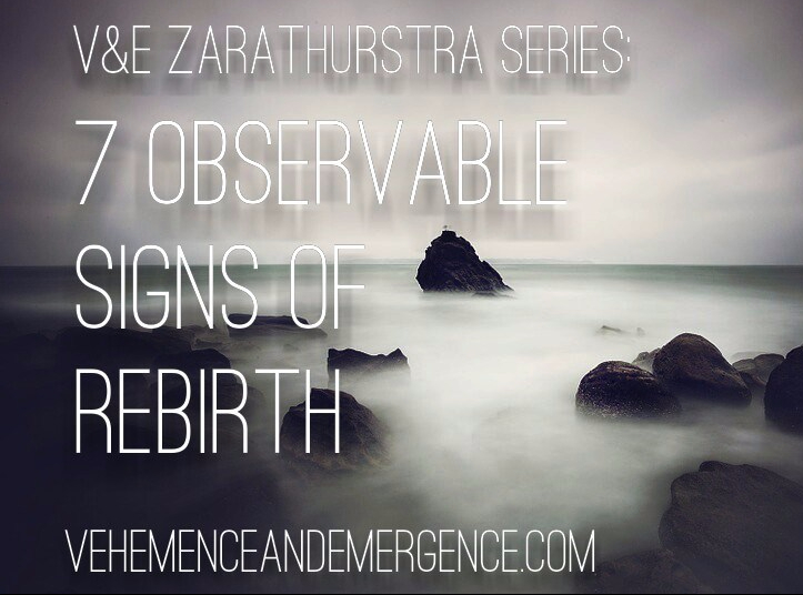 zarathurstra, observable signs, rebirth, water, ocean, seaside, mist,