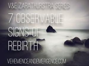 zarathurstra, observable signs, rebirth, water, ocean, seaside, mist,
