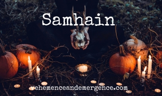 Samhain, Halloween, Pagan, Ritual, Paradox, Pumpkin, Candle, Spirituality